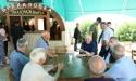 Президент Абхазии посетил «Брехаловку»