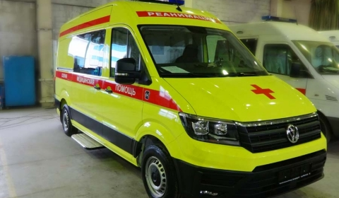 Сухумской инфекционной больнице будет передан реанимобиль класса С