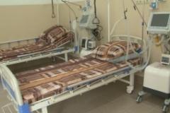 Завершен ремонт в реанимационном отделении сухумской инфекционной больницы